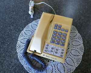 Telecom TF200R Touchfone telephone / phone 1990's Australian made in VGC
