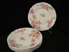"Rosenthal ~ Continental ""Iris"" 7 1/2"" Luncheon/Salad Plates ~Set of 6"