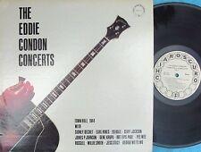 Eddie Condon concerts ORIG US LP NM '72 Chiaroscuro CR113 Jazz Swing