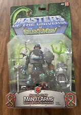 He-Man And The Masters Of The Universe Vs Snakemen Serpent Claw Man-At-Arms MOTU