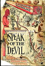 Speak Of The Devil - Cover Illustrated By Salvador Dali