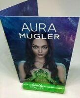 Aura Mugler for Women Eau De Toilette Sample Travel Size 1.2ml New