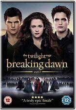 The Twilight Saga: Breaking Dawn - Part 2 [DVD] Kristen Stewart, Robert Pattinso