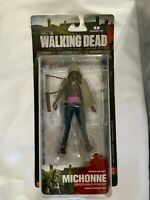 The Walking Dead AMC Walgreen/'s exclusive Michonne Flashback McFarlane series 6