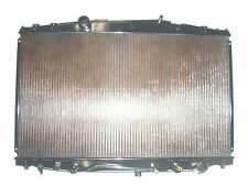 RADIATOR TOYOTA SOARER LEXUS SC400 4LTR V8 1990-98 AUTO MAN H/DUTY COPPER CORE
