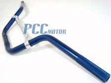 BLUE ALUMINUM HANDLEBAR HANDLE BAR XR50 XR 70 CRF50 125 V HB03
