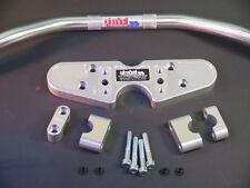 Superbike Handlebars Conversion - Kit for BMW R 850/R 1100 - R '93 -'96 Silver