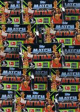 Match Attax / Trading Cards / 10 Tüten OVP / 2011-2012 / 11-12