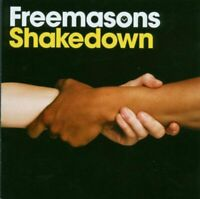 Freemasons - Shakedown - Freemasons CD NGVG The Fast Free Shipping