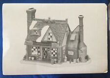 Department 56 East Willet Pottery, Retired New England Village.