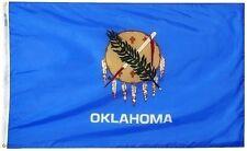 State of Oklahoma Flag 4x6 Foot Flag Banner (150 Denier)