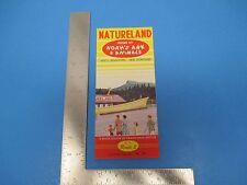 Vintage Travel Brochure, Natureland Home Of Noah`s Ark&Animals  Lincoln NH S1260