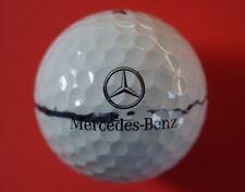 Pelota de golf con logotipo de Mercedes-Benz-Mercedes Stern-golf logotipo pelota pelota de coleccionista
