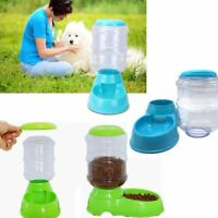 Programmable Food Dispenser Pet Food Container Cat Bowl Dog Automatic Feeder