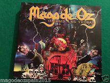 Mago de Oz - MADRID LAS VENTAS 2 CDS + DVD DELUXE LIVE 2.003