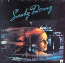 SANDY DENNY - RENDEZVOUS [BONUS CD] [BONUS TRACKS] [DELUXE] NEW CD