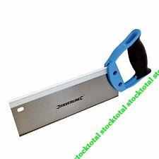 Serrucho de costilla Hoja de acero templado y endurecido de baja fricció- 763568