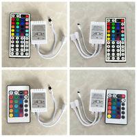 24 44 Key IR Remote Controller DC 12V for RGB LED 3528 5050 SMD Strip Lights #US