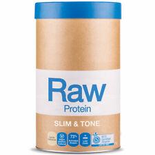 Amazonia Raw Slim & Tone Protein 1kg Vanilla Cinnamon Vegan Alkaline Low Carb