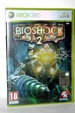 BIOSHOCK 2 GIOCO USATO OTTIMO STATO XBOX 360 EDIZIONE ITALIANA PRIMA STAMPA AP1