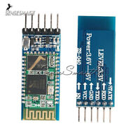 HC-05 06 Wireless Bluetooth RF Transceiver Module Serial RS232 TTL Base Board