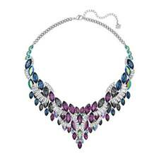 Swarovski Cosmic Large Statement Necklace Multi-Colored