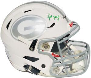 PSA/DNA Packers #4 BRETT FAVRE Signed F/S Authentic SPEED FLEX Helmet HOF 16