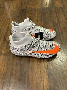 Nike Mercurial Jr Superfly 7 CR7 Safari FG Boy's Soccer Cleats 6Y NEW CV3182-180