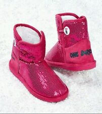Avon 1D One Direction Slippers / Boots ~ Size UK 3/4 EUR 36/37