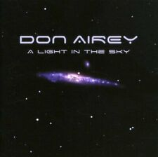 Don Airey  - A Light In The Sky (NEW CD)