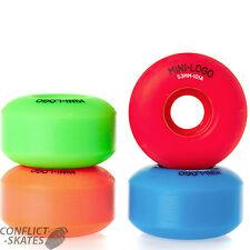 """MINI LOGO """"C-Cut Profi Mix"""" Skateboard Ruote 52mm 101a SBA formula per ossa"""