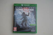 Rise of the Tomb Raider Jeu Xbox One Microsoft