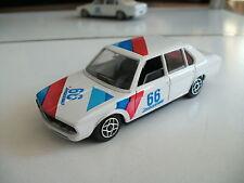 "Solido BMW 530 ""Bridgestone"" in White on 1:43"