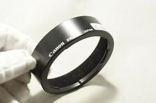 Canon Plastic Hood BW-58C for FD Standard Zoom As-Is [C-43]