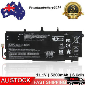BG06XL Battery for HP BG06XL EliteBook 1040 G3 Series HSTNN-IB6Z 804175-1B1 AU