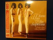DIANA. ROSS. and the. SUPREMES. 3 CDs.   BABY. LOVE. /. THE  ESSENTIAL.