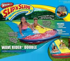 Wham-O SLIP N SLIDE Wave Rider Double Inflatable Slide