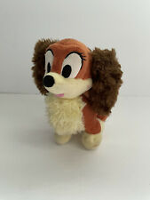 New listing Disney Store Minnie Mouse Fifi Plush Doll Puppy Dog Stuffed Toy Movie Jr