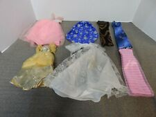 Lot of 7 Gowns to Fit Barbie Size Doll