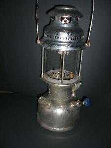 Gebrauchte PETROMAX Super Rapid 829 /500 CP Starklichtlampe