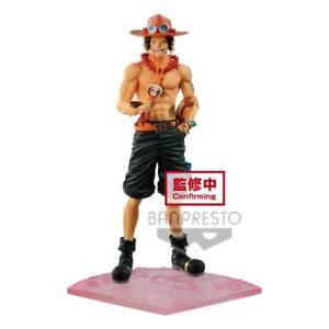Lizenzierte One Piece Figur Magazine Episode Luffy Special Puma Portgas D. Ace