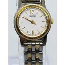Vintage Seiko Women's Watch 20mm 1n01-0gd0