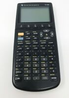 Texas Instruments TI-86 Graphing Calculator TI86 No Cover Used Tested