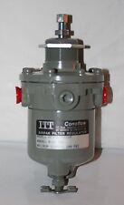 """1/4"""" ITT Conoflow Airpak 0-60 PSI Filter Regulator GFH60XTKCX1F NEW"""