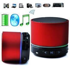 Mini BeatBox Bluetooth BT TF MP3 Player Phone Handfree Mic Stereo Lautsprecher