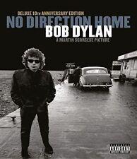 BOB DYLAN - NO DIRECTION HOME (BRAND NEW BLU-RAY SEALED MARTIN SCORSESE)
