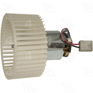 New Blower Motor With Wheel   Four Seasons   75861