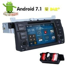 for BMW E46 318 320 325 Car DVD Player GPS Navi System 1DIN Android Radio Stereo