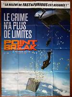 Plakat Point Break Kathryn Bigelow - Keanu Reeves Patrick Swayze 120x160cm