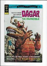 DAGAR THE INVINCIBLE #2 [1972 FN+]